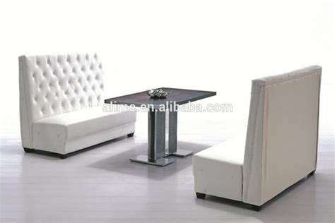 Modern Round Dining Room Tables by Alime Modern Restaurant Sofa Bench Seat Buy Modern
