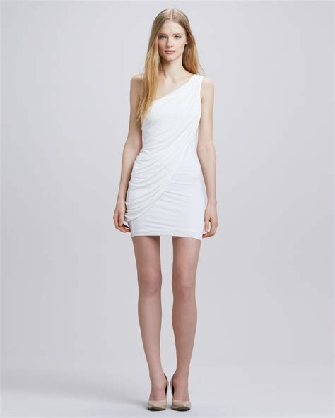 draped white dress 301 moved permanently