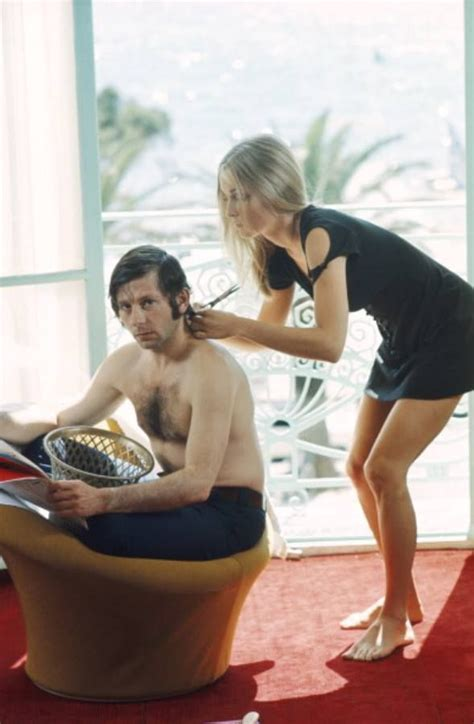 sharon tate baby boy sharon tate roman polanski by jack garofalo cannes 1968