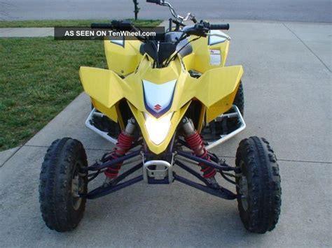 Suzuki R450 2007 Suzuki Lt R450
