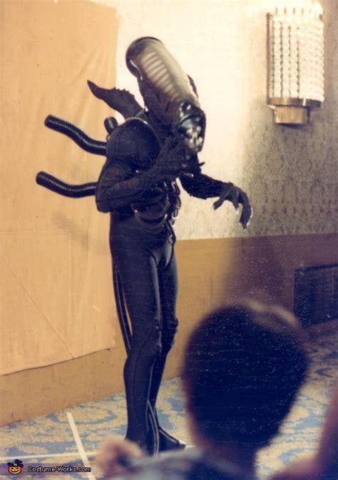 homemade alien adult costume diy costumes