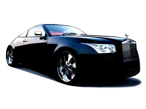 rolls royce black ruby dc design rolls royce black ruby z33 2006
