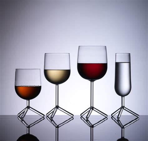 modern wine glasses 50 cool unique wine glasses assess myhome