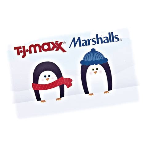 Marshals Gift Card - marshalls gift card gift ideas