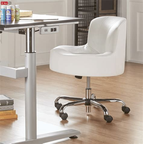 modern swivel chair with wheels 10 stylish and comfy office chairs chic home