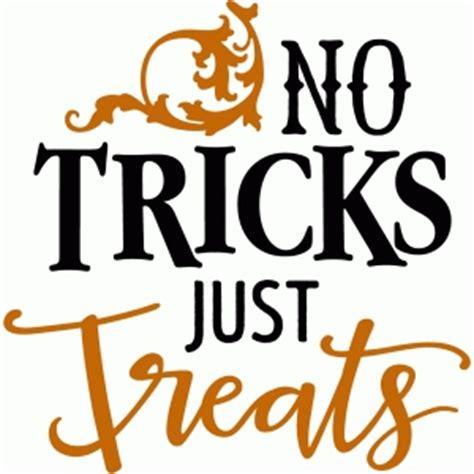 No Tricks All Treats by Silhouette Design Store View Design 96811 No Tricks
