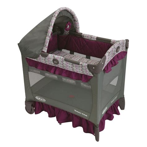 Play Cribs For Babies by Graco Pack N Play Travel Lite Crib Playard