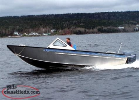 aluminum boats nl classifieds new and used boats for sale in newfoundland labrador nl