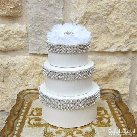 Wedding Cake Shaped Bridal Shower Favors