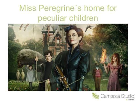 miss peregrine 180 s home for peculiar children by tim burton