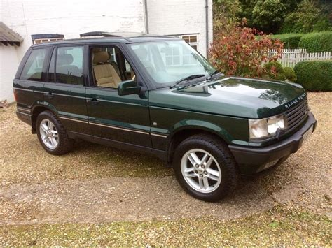 buying a second range rover range rover p38 or l322 page 1 car buying pistonheads