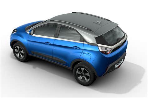 tata nexon joins indias expanding suv market carscoopscom