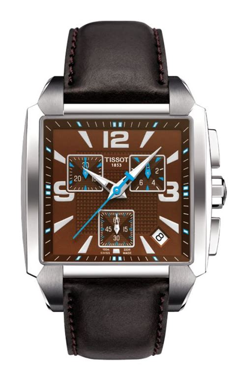 mens tissot watches sale tissot tissot quadrato mens t0055171629700 sale