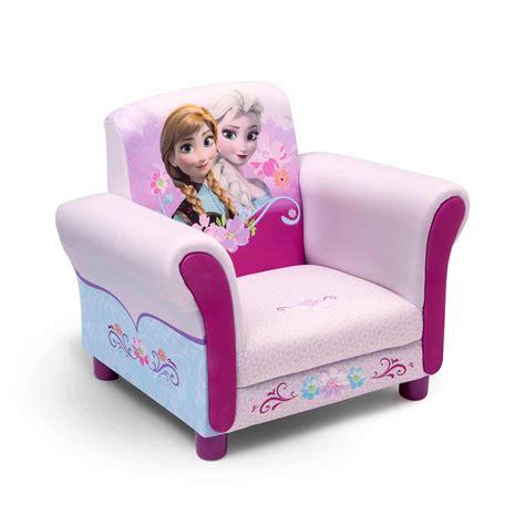 disney frozen kids upholstered chair  delta children