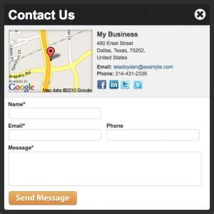 email wordpress c 243 mo incluir un formulario de contacto en tu blog de