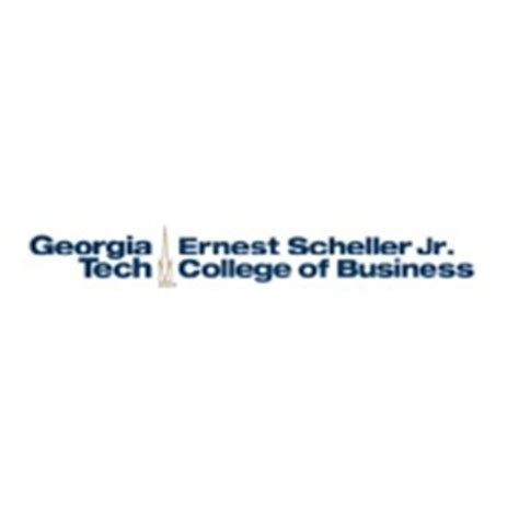Ga Tech Mba Class Profile by Scheller College Of Business