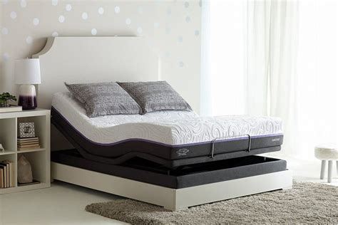sealy reflexion 4 adjustable base purchase two foundations to complete a king mattress set