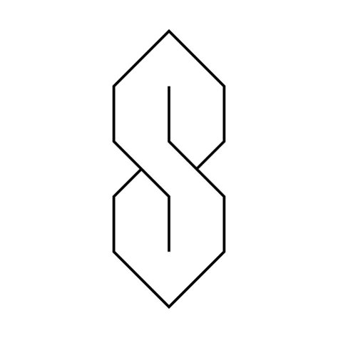 S Drawing Thing by Cool S Symbol Www Imgkid The Image Kid Has It