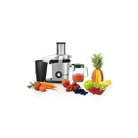 Juicer Bosch bosch juicer mes4010 silver juicers photopoint