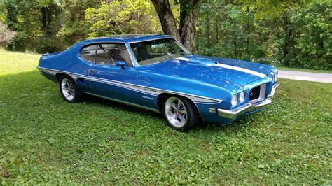 1971 pontiac gt37 1971 gt 37 pontiac lemans ls 1 6 speed ls1tech