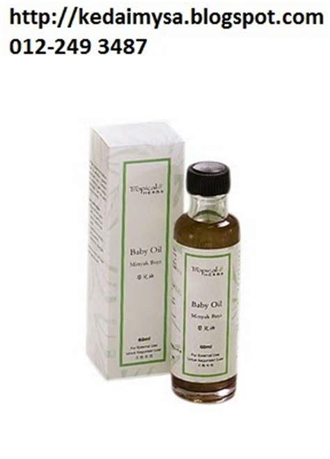 Minyak Kayu Putih Amway baby tropical herbs kedaimysa