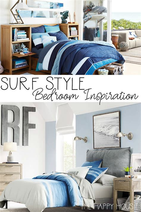 surf style bedroom surf style bedroom inspiration the happy housie