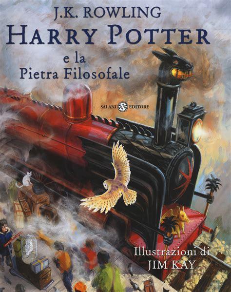harry potter e la libro harry potter e la pietra filosofale ediz