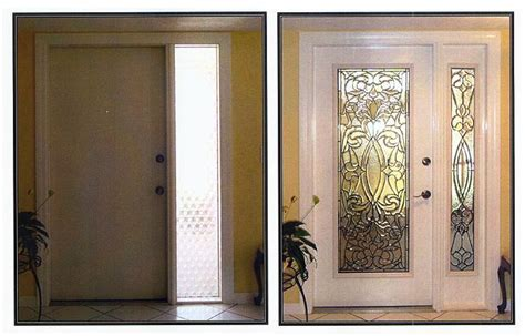 Glass Insert For Door by How To Add A Glass Door Insert