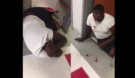 Fighting Looks Still by Dude Fails Miserably In Fight Despite His As