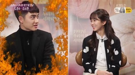 film d o exo pure love kim so hyun teases d o by revealing none of her friends