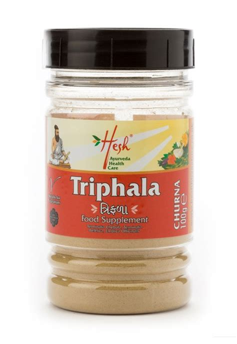 Triphala Churna Detox by Hesh Health By Nature Hesh Health By Nature