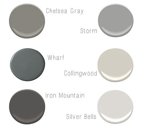 17 best ideas about benjamin on warm grey walls grey home office paint