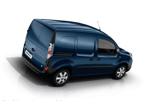 renault small renault upgrades its small kangoo workhorse carscoops com