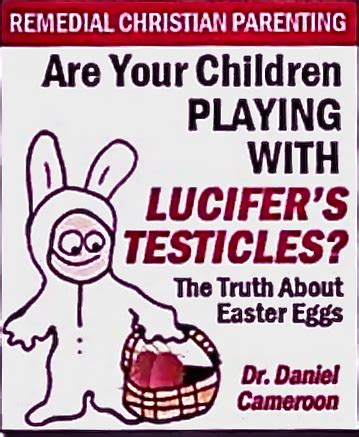 Pagan Easter Meme - website of the week warning to parents people of earth attention