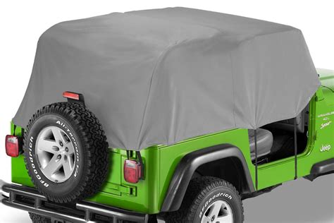 Jeep Cab Cover Bestop Jeep Cab Cover