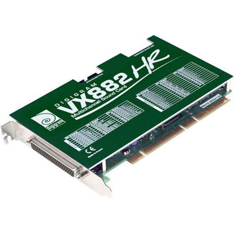 Pci Sound Card Std digigram vx882hr pci sound card vb1682a0201 b h photo