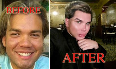 human ken doll before and after rodrigo alves before and after pics human ken doll who