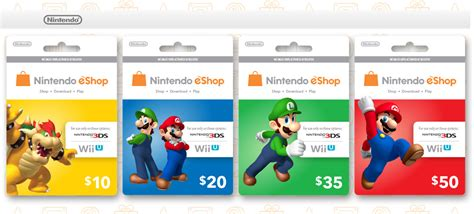 Nintendo E Shop Gift Card - nintendo eshop card the nintendo wiki wii nintendo ds and all things nintendo