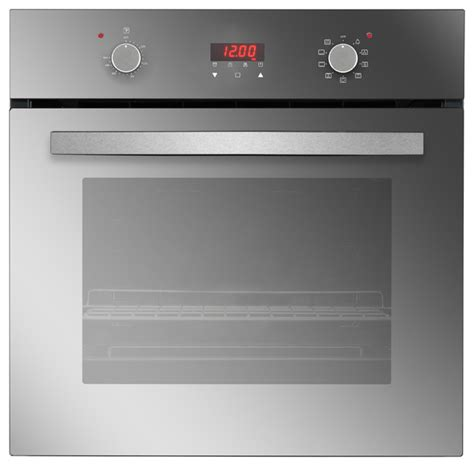 Tempered Glass Oren empava appliances inc empava 24 quot tempered glass electric built in single wall oven ovens houzz