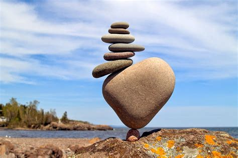 incredible stone balancing by michael grab unbelievable info