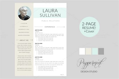 Resume Cover Letter Template Word 30 Resume Templates Guaranteed To Get You Hired Inspirationfeed