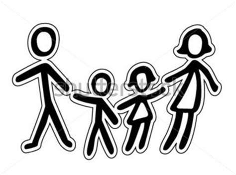 fotos en blanco y negro familia icono de familia unida en blanco y negro vector vectores