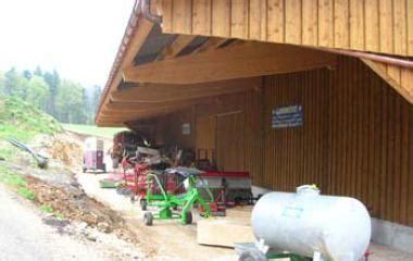 garage heidegger stabulation scheidegger duo garage marc et farmwood