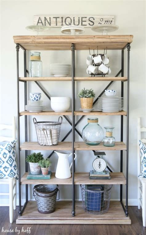 how to decorate open shelves finding the perfect open shelving house by hoff