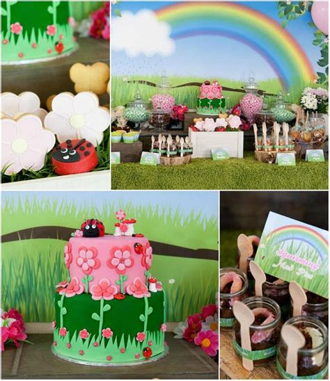 Kara S Party Ideas Garden Tea Flower Party Planning Ideas Garden Birthday Ideas