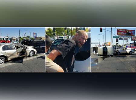 Fresnosheriff Org Records Inmate Search Deputies Arrest Probationer Following Hit And Run Pursuit