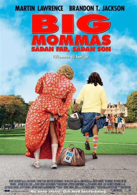 cast of big momma s house two new international posters for big momma s house 3 heyuguys