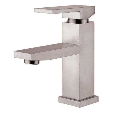 my bathroom sink faucet has no pressure yosemite home decor single 1 handle lavatory faucet