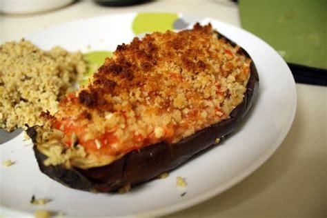 stuffed eggplant easy recipes easy stuffed eggplant