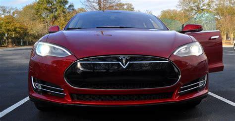 Tesla Model S 85 Review 2014 Tesla Model S 85 Road Test Review 1500